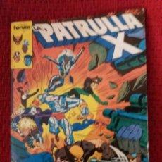 Cómics: PATRULLA X CÓMICS FORUM CONTIENE CINCO NÚMEROS DE ESTA COLECCION. Lote 185884891
