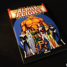 Cómics: EXCELENTE ESTADO ALPHA FLIGHT EN EL PRINCIPIO 2 FORUM. Lote 185957052