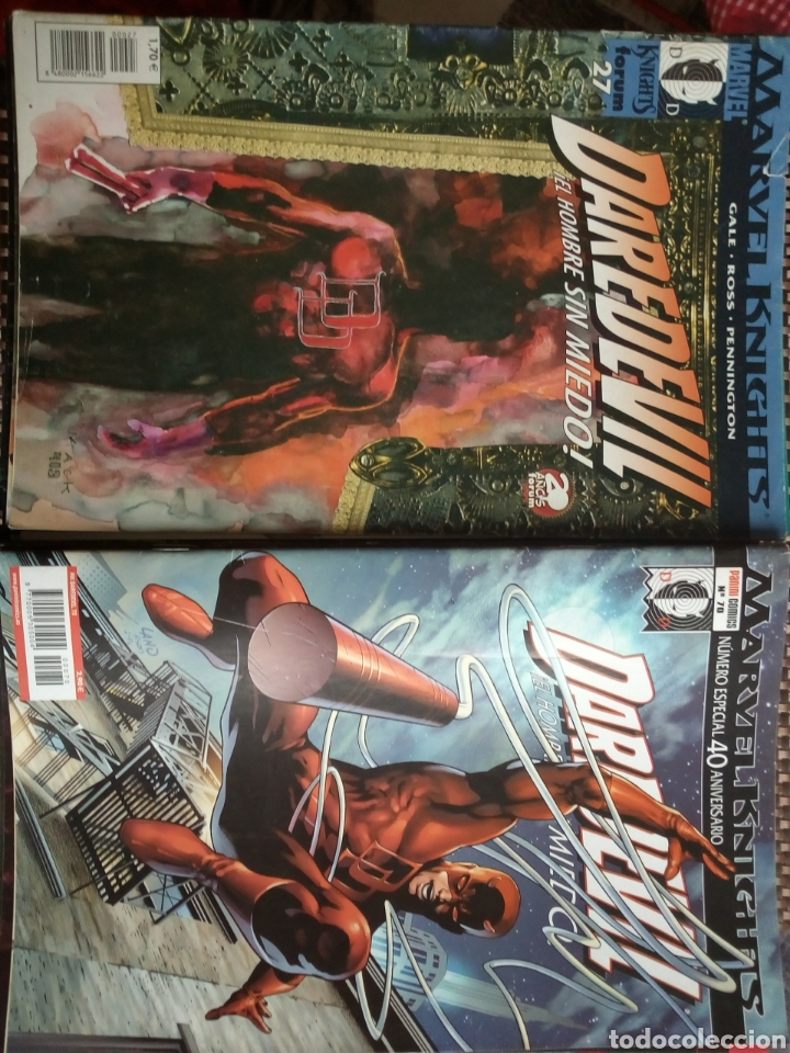 DAREDEVIL - MARVEL KNIGHTS N 27 AL 70 (Tebeos y Comics - Forum - Daredevil)