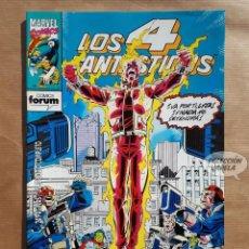 Cómics: LOS 4 FANTÁSTICOS Nº 131 - FORUM - JMV. Lote 185988961