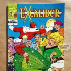 Cómics: EXCALIBUR Nº 28 - FORUM - JMV. Lote 185989415