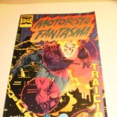 Cómics: MOTORISTA FANTASMA. TRAICIÓN. SALVADOR LARROCA. 1996 (BUEN ESTADO). Lote 186026016