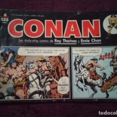 Cómics: CONAN TIRAS DE PRENSA 6 FORUM. Lote 186033912