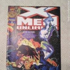 Cómics: X-MEN UNLIMITED #3 - FUGITIVOS DEL ESPACIO. Lote 186050286