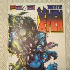 Cómics: CRÓNICAS DE LOS X-MEN #5. Lote 186050387
