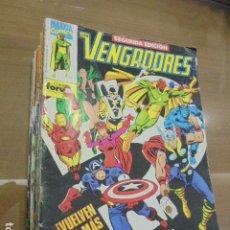 Cómics: VENGADORES SEGUNDA EDICION COMPLETA 31 NUMEROS - FORUM OFERTA. Lote 186085563