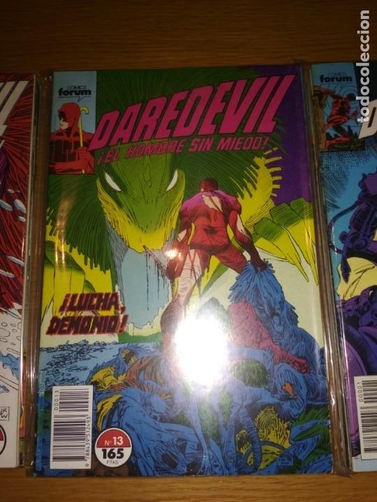 Cómics: Daredevil vol 2 volumen 2 completa 31 numeros muy buen estado etapa Nocenti / Romita env económico - Foto 5 - 186111401