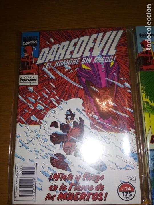 Cómics: Daredevil vol 2 volumen 2 completa 31 numeros muy buen estado etapa Nocenti / Romita env económico - Foto 6 - 186111401