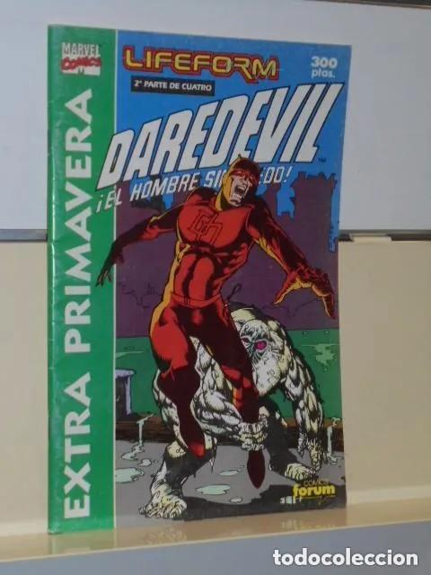 Cómics: Daredevil vol 2 volumen 2 completa 31 numeros muy buen estado etapa Nocenti / Romita env económico - Foto 8 - 186111401