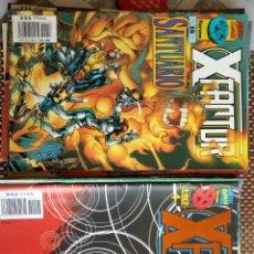Cómics: X-FACTOR - FORUM VOL 2 N 1 AL 18,20 AL 30, Y 33 AL 37. Lote 186130540