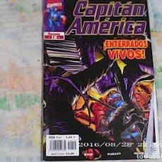 Cómics: COMICS DEL CAPITAN AMERICA DE FORUM Nº 10. Lote 186145053