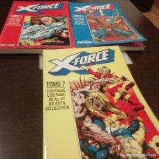 Cómics: X FORCE VOL I FORUM COMPLETA, 42 NÚMEROS. Lote 186170795