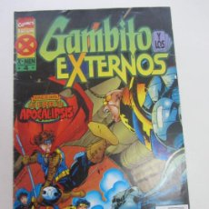 Cómics: LA ERA DE APOCALIPSIS. GAMBITO Y LOS EXTERNOS Nº 4 FORUM E8. Lote 235990970