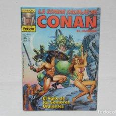 Cómics: LA ESPADA SALVAJE DE CONAN - Nº 56 - COMICS FORUM - SERIE ORO. Lote 186213700