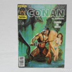 Cómics: LA ESPADA SALVAJE DE CONAN - Nº 102 - COMICS FORUM - SERIE ORO. Lote 186213801