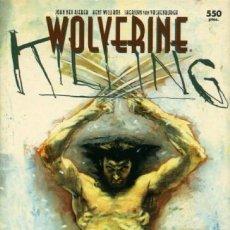 Cómics: WOLWERINE 66-KILLING 41 RAHNE DE TERRA. Lote 186215235
