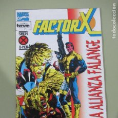 Cómics: FACTOR X VOL. 1 Nº 89 FORUM. Lote 186216840