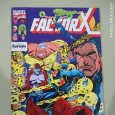 Cómics: FACTOR X VOL. 1 Nº 84 FORUM. Lote 186217223