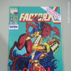 Cómics: FACTOR X VOL. 1 Nº 82 FORUM. Lote 186217302