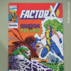 Cómics: FACTOR X VOL. 1 Nº 79 FORUM. Lote 186217498