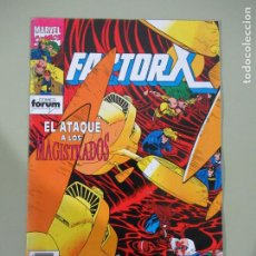 Cómics: FACTOR X VOL. 1 Nº 75 FORUM. Lote 186217742