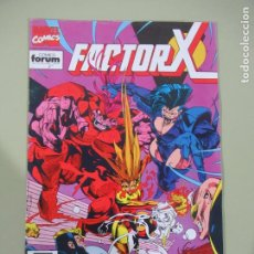 Cómics: FACTOR X VOL. 1 Nº 64 FORUM. Lote 186218488
