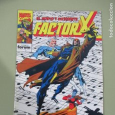Cómics: FACTOR X VOL. 1 Nº 63 FORUM. Lote 186218523