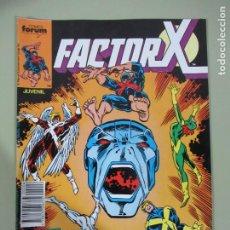 Cómics: FACTOR X VOL. 1 Nº 6 FORUM. Lote 186221091