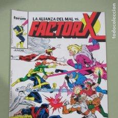 Cómics: FACTOR X VOL. 1 Nº 5 FORUM. Lote 186221121