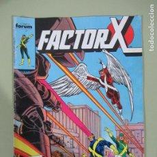 Cómics: FACTOR X VOL. 1 Nº 3 FORUM. Lote 186221176