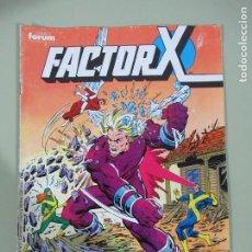 Cómics: FACTOR X VOL. 1 Nº 2 FORUM. Lote 186221202