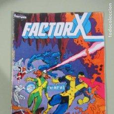 Cómics: FACTOR X VOL. 1 Nº 1 FORUM. Lote 186221226