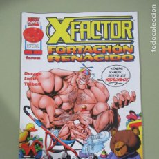 Cómics: FACTOR X ESPECIAL 1 FORTACHÓN RENACIDO FORUM. Lote 186221305