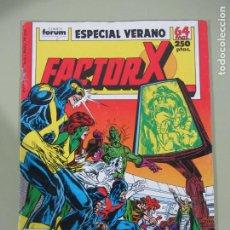 Cómics: FACTOR X EXTRA VERANO 1989 FORUM. Lote 186221572