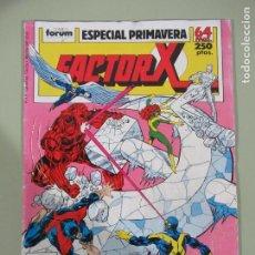 Cómics: FACTOR X EXTRA PRIMAVERA 1989 FORUM. Lote 186221612