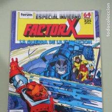 Cómics: FACTOR X EXTRA INVIERNO 1988 FORUM. Lote 186221756