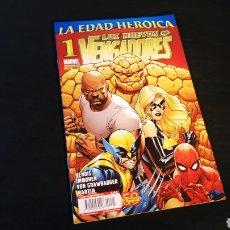 Cómics: DE KIOSCO LOS NUEVOS VENGADORES 1 VOL II FORUM. Lote 186287588