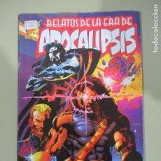 Cómics: RELATOS DE LA ERA DE APOCALIPSIS - ESPECIAL FACTOR X - FORUM. Lote 186295685