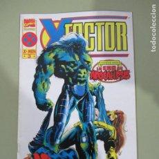 Cómics: X FACTOR (ERA DE APOCALIPSIS) Nº 3 - FORUM. Lote 186295897