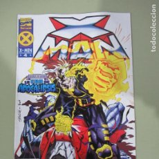 Cómics: X MAN (ERA DE APOCALIPSIS) Nº 4 - FORUM. Lote 186296126
