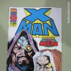 Cómics: X MAN (ERA DE APOCALIPSIS) Nº 3 - FORUM. Lote 186296142