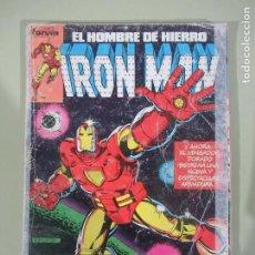 Cómics: IRON MAN VOL. 1 Nº 1 AL 5 RETAPADO FORUM. Lote 186303153