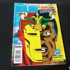Cómics: EXCELENTE ESTADO IRON MAN 42 FORUM. Lote 186303495