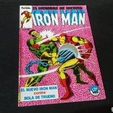 Cómics: EXCELENTE ESTADO IRON MAN 24 FORUM. Lote 186303586