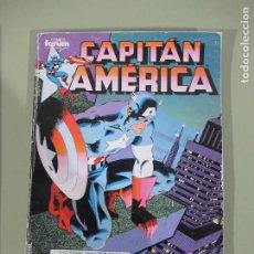 Cómics: CAPITÁN AMÉRICA VOL. 1 Nº 31 AL 35 RETAPADO FORUM. Lote 186303801