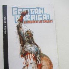 Cómics: CAPITÁN AMÉRICA: EL CORAZÓN DE LAS TINIEBLAS FORUM CX34. Lote 186319155