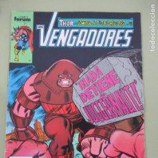 Cómics: LOS VENGADORES VOL. 1 Nº 96 FORUM. Lote 186327810
