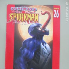 Cómics: ULTIMATE SPIDERMAN Nº 26 FORUM. Lote 186328045