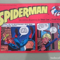 Cómics: SPIDERMAN TIRAS DE PRENSA Nº 25 FORUM. Lote 186328858