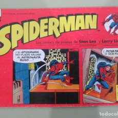 Cómics: SPIDERMAN TIRAS DE PRENSA Nº 21 FORUM. Lote 186328900